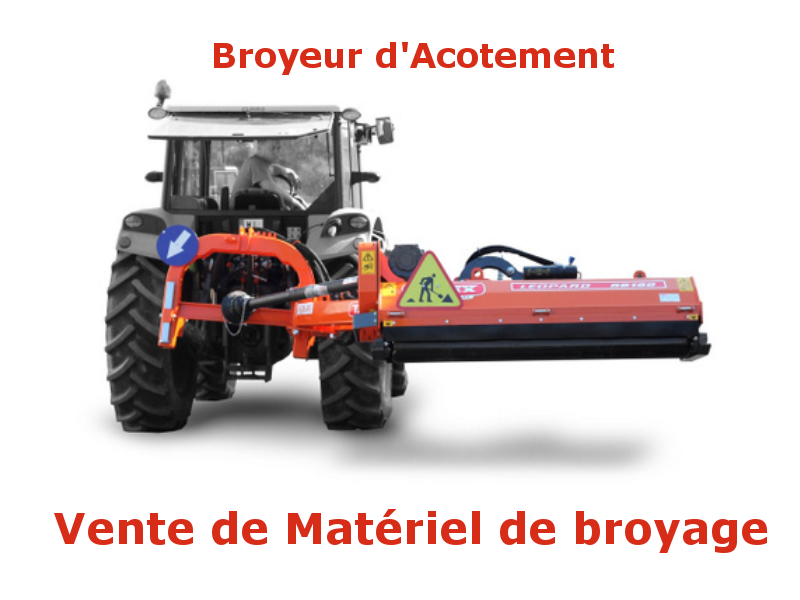 broyeur d'accotement